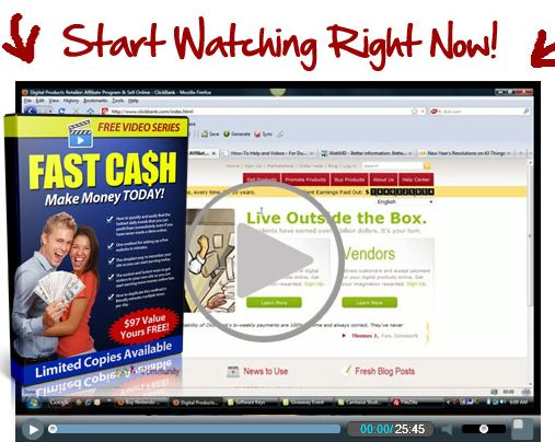 Make Money Online - Free Video Series