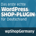 WP WordPress Shop Plugin